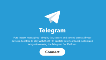 ifttt-telegram