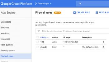 google-cloud-firewall